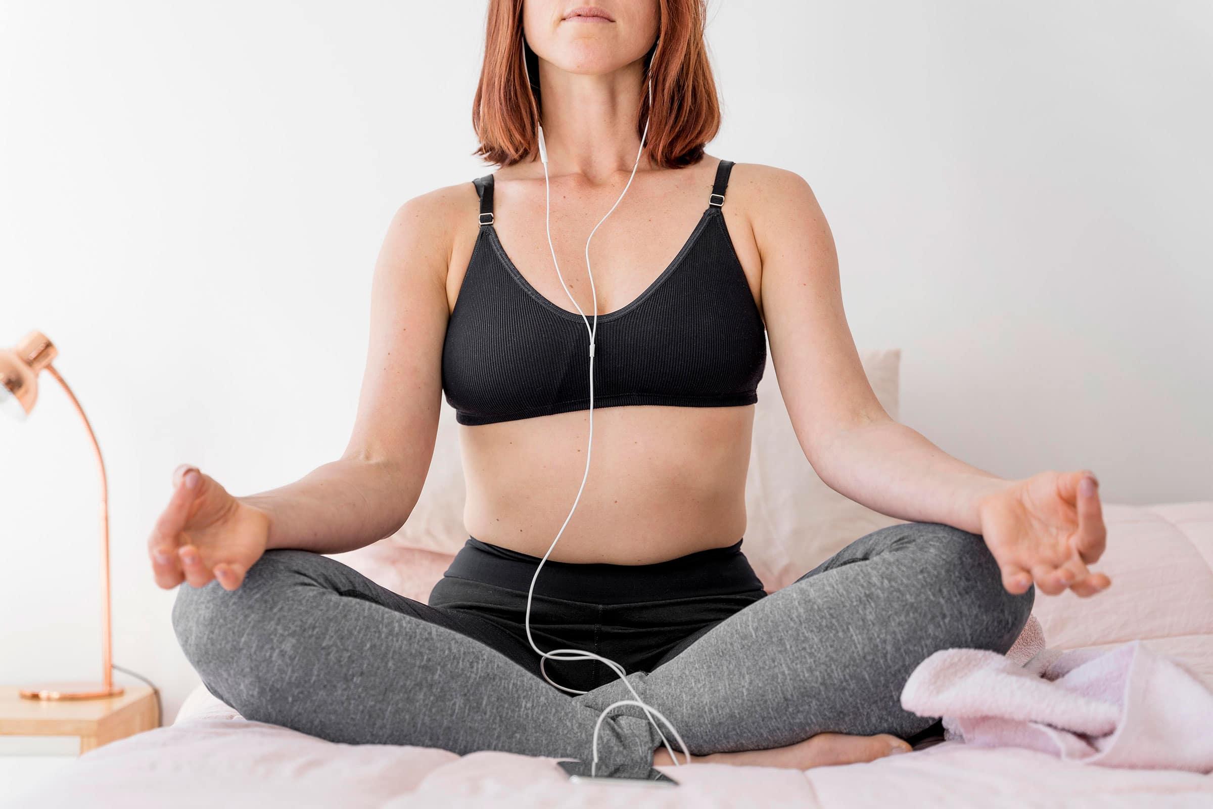 Meditatia high-tech si drumul catre o stare de Zen